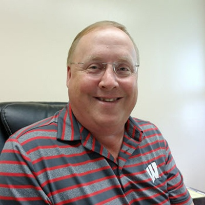 Brian Scheibach, Portage, WI