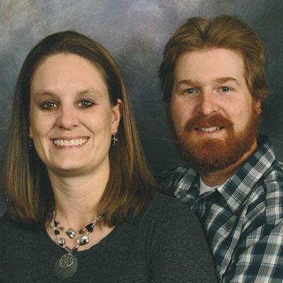 Liz & Jared Colton, Boise, ID